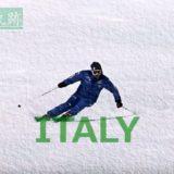 イタリアのスキー