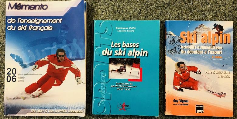 スキーフランセ3人衆