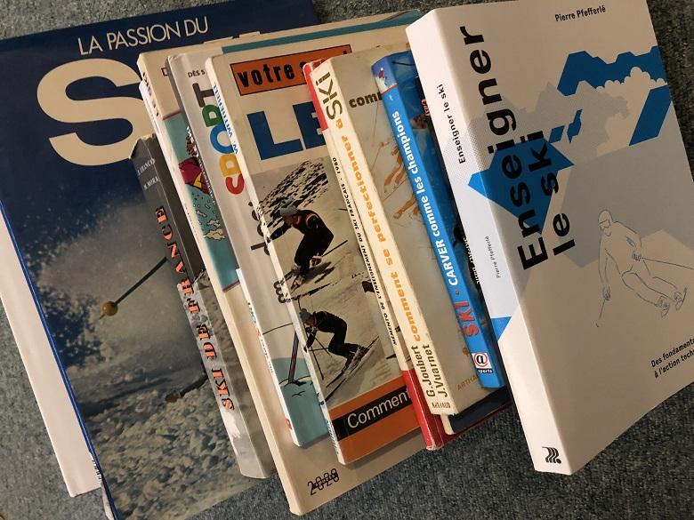 フランスのスキー教本達