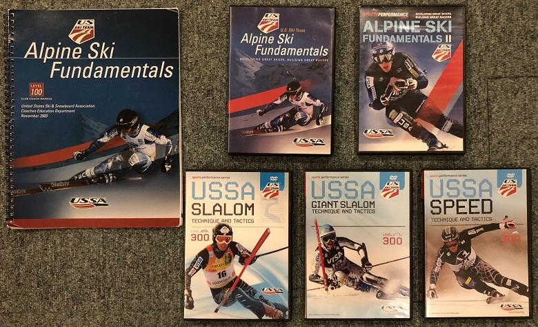 アメリカUSSAの教程DVD